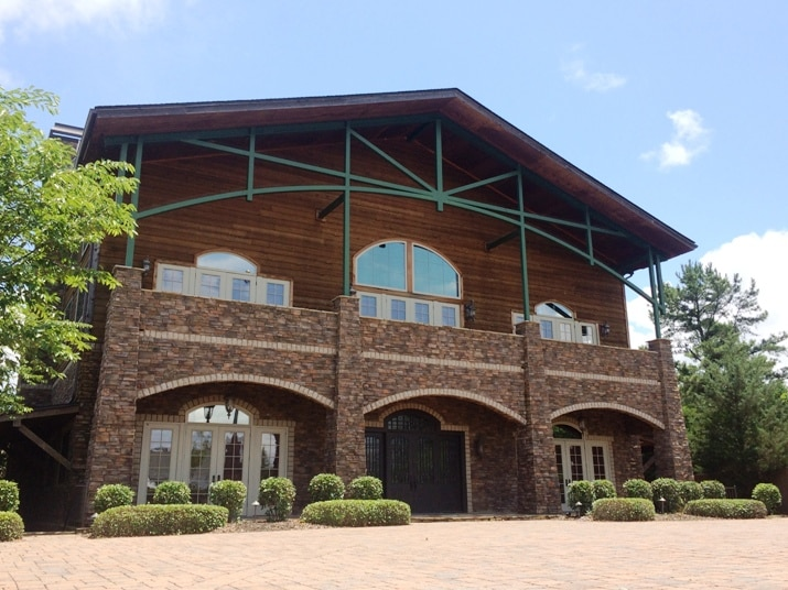 Executive Club at Augusta